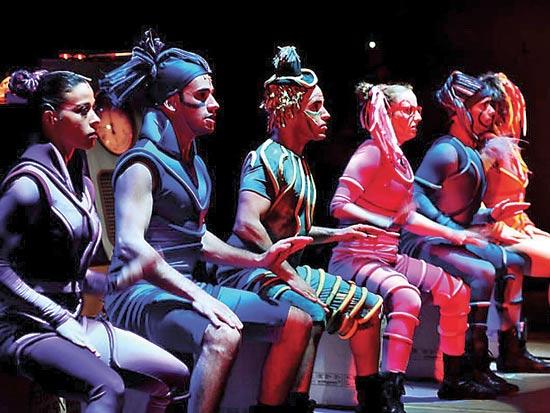 הצגה, תיאטרון מיומנה / צלם: יחצ